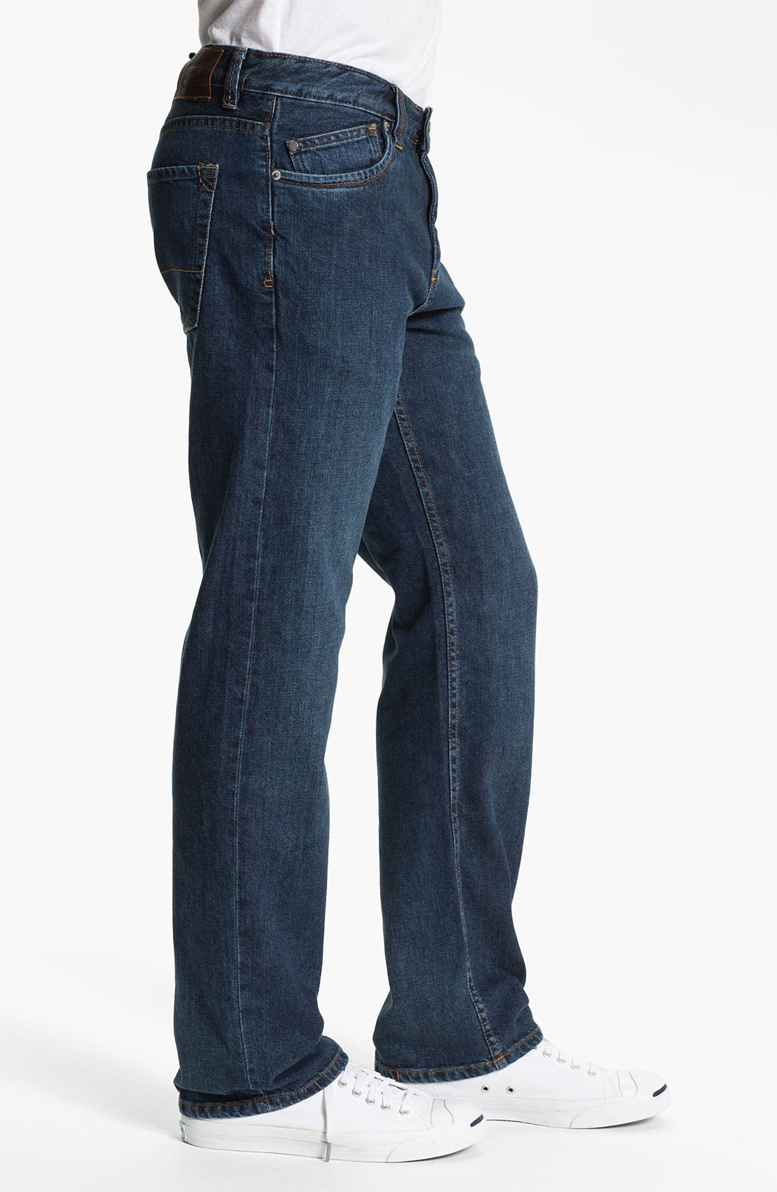 Alternate Image 3  - Tommy Bahama Denim 'Steve Standard Fit' Jeans (Dark)