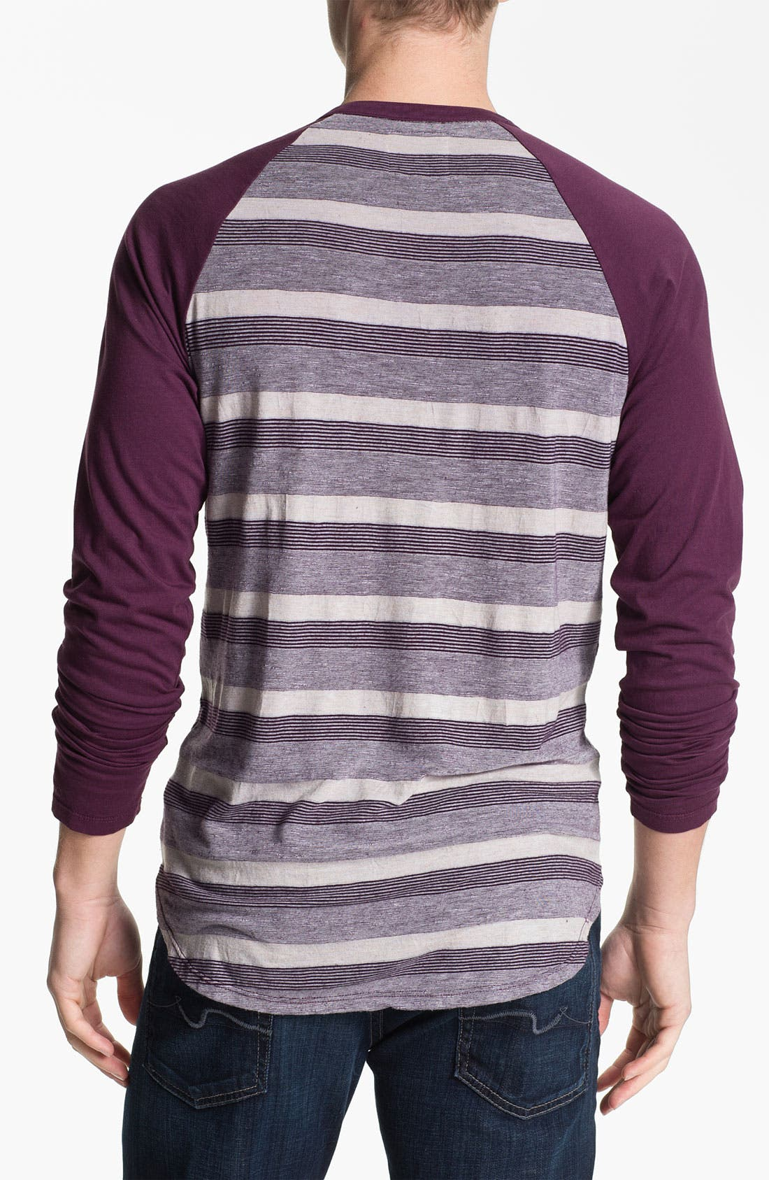 Alternate Image 2  - Splendid Mills 'Raf' Stripe Henley