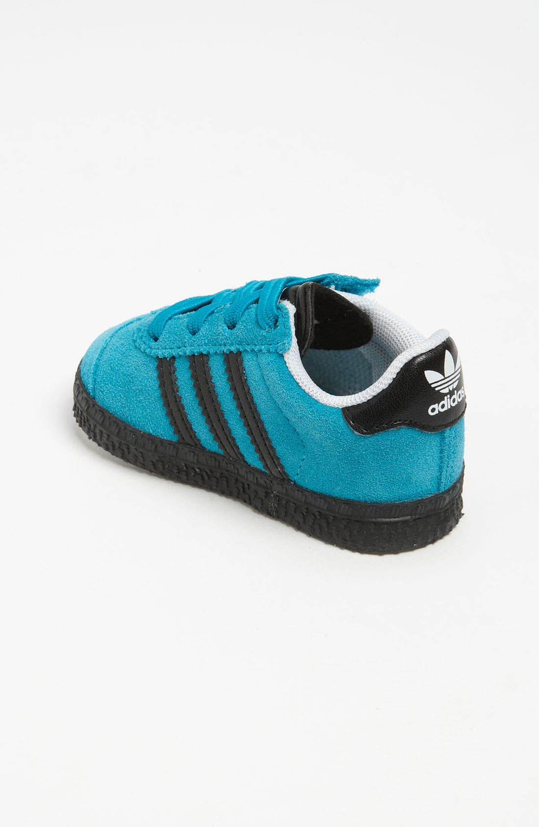 Alternate Image 2  - adidas 'Gazelle 2' Sneaker (Baby, Walker & Toddler)