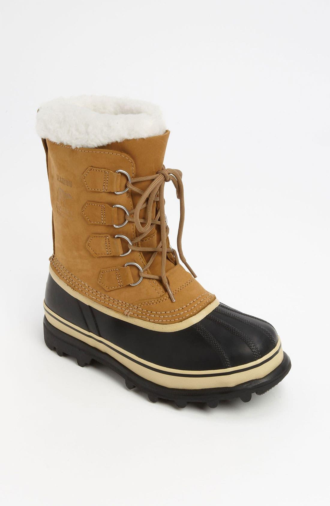 Alternate Image 1 Selected - SOREL 'Caribou' Boot (Women)