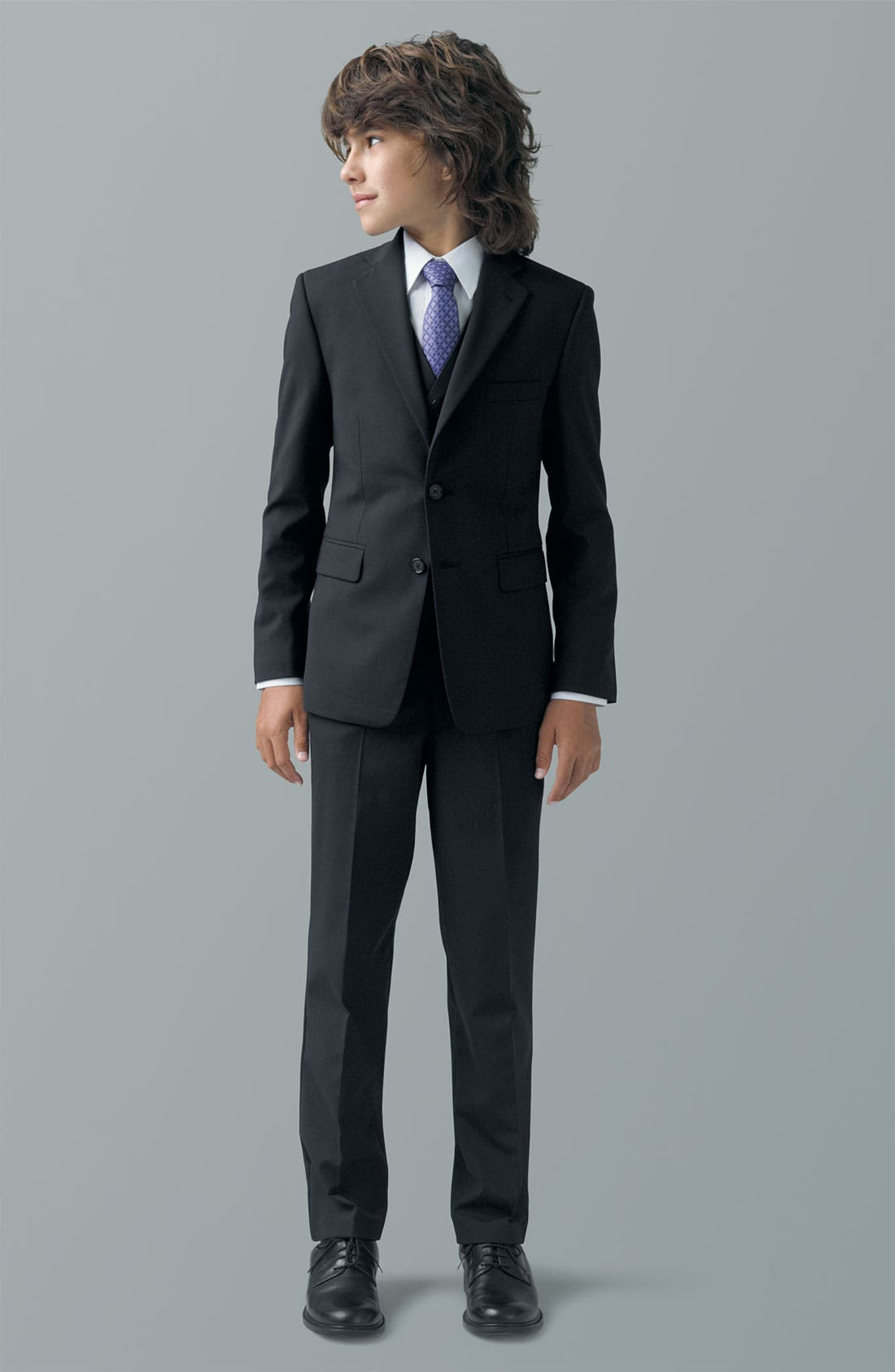 Alternate Image 2  - Joseph Abboud Suit Blazer (Little Boys, Big Boys & Husky)