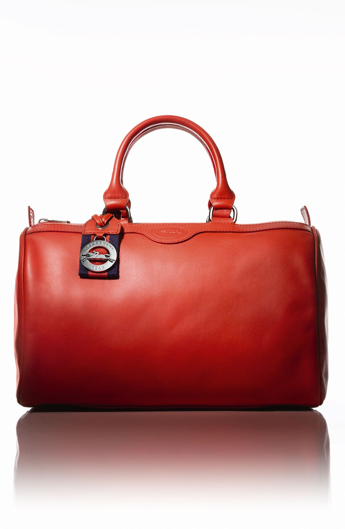 Alternate Image 2  - Longchamp 'Au Sultan' Leather Satchel