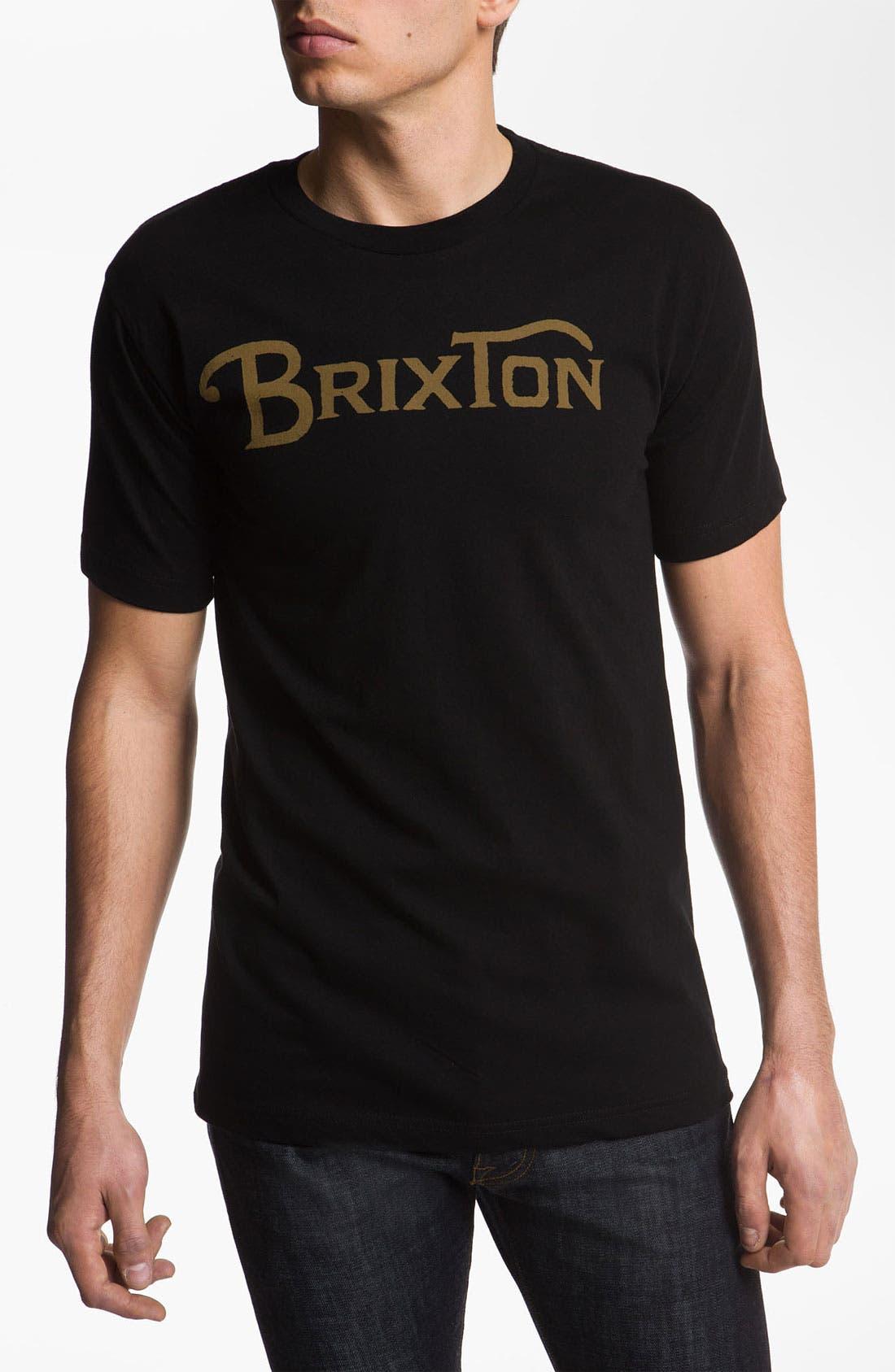 Alternate Image 1 Selected - Brixton 'Dex' T-Shirt