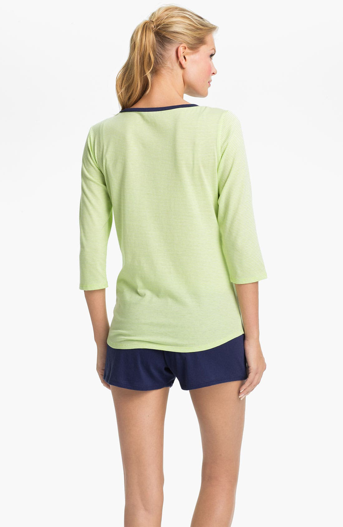 Alternate Image 2  - Nordstrom 'Prep' Short Pajamas