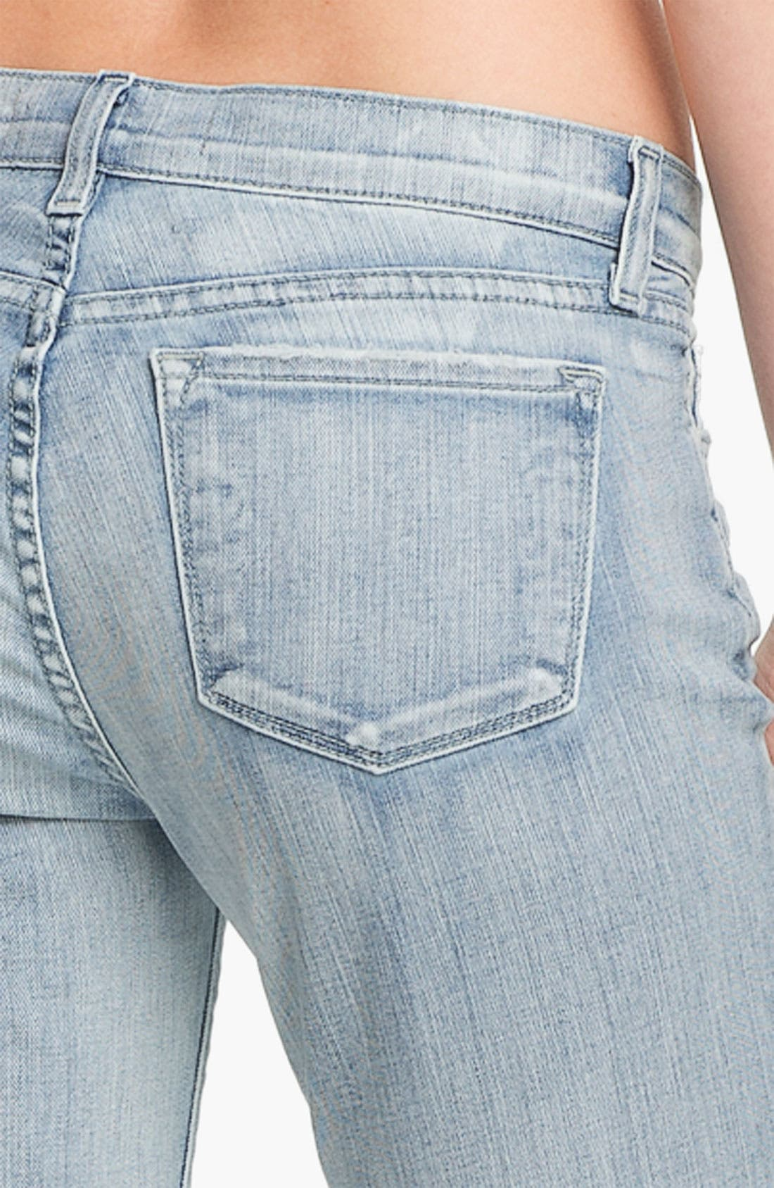 Alternate Image 3  - J Brand '811' Skinny Stretch Jeans (Afterlife)