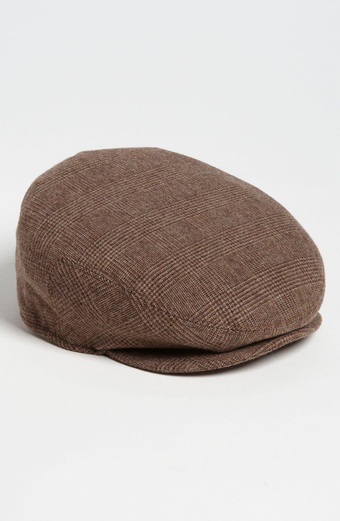 Alternate Image 1 Selected - Brooks Brothers 'Ivy' Tweed Cap