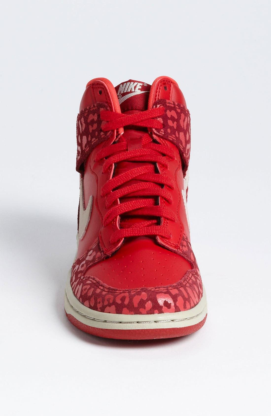 Alternate Image 3  - Nike 'Dunk High Skinny' Sneaker (Women)