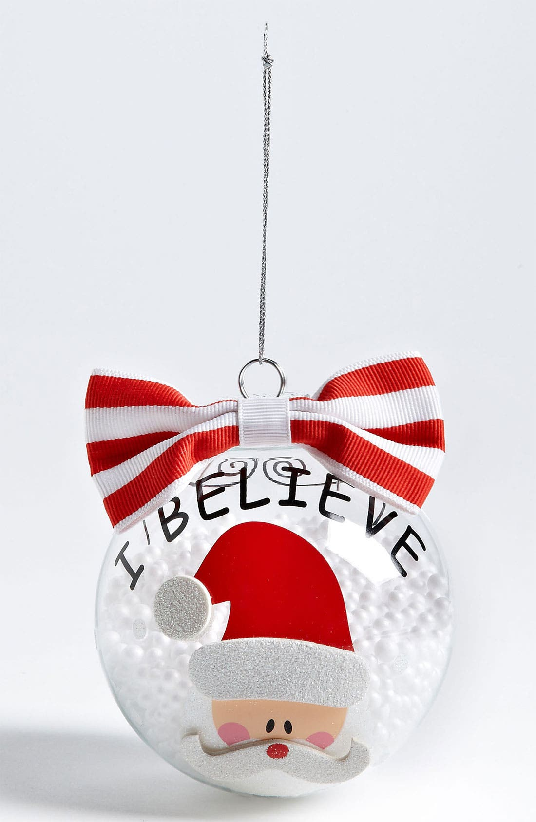 Alternate Image 1 Selected - Mud Pie 'I Believe' Ornament