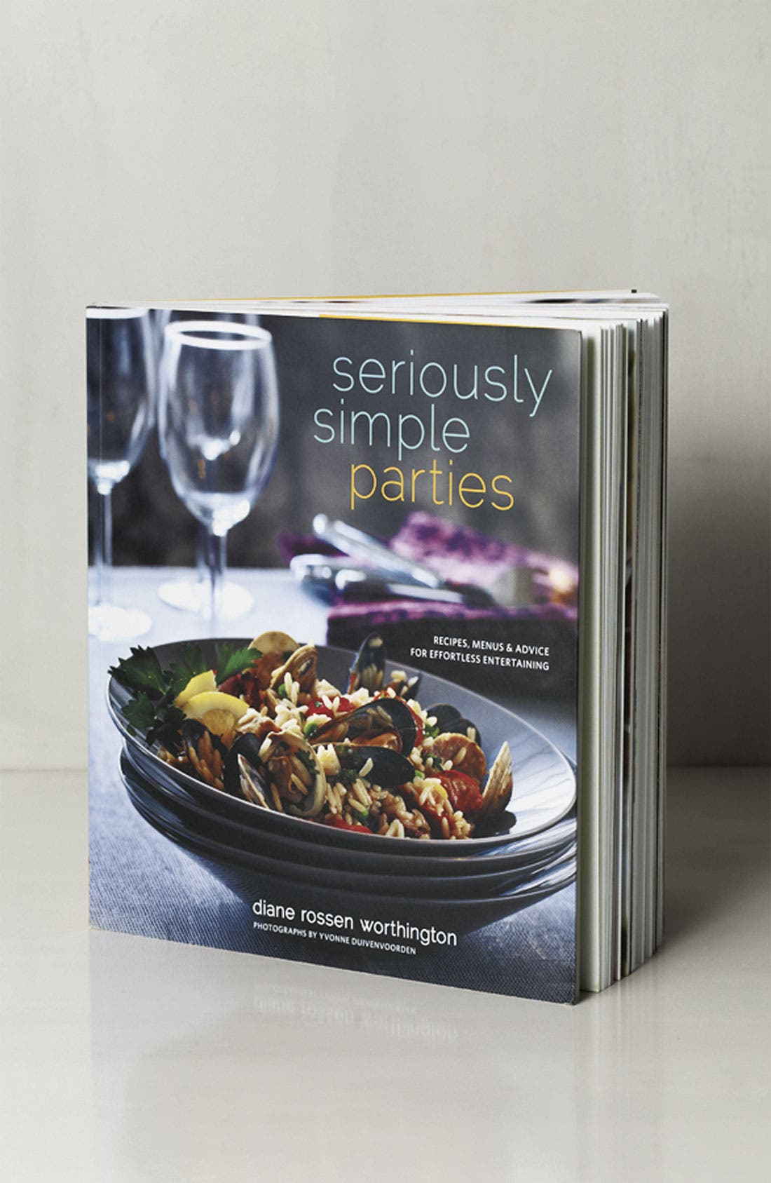 Alternate Image 1 Selected - 'Seriously Simple Parties' Cookbook