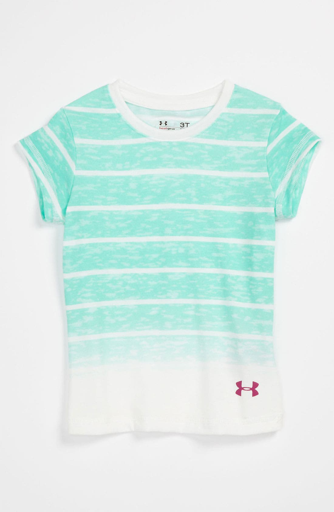 Alternate Image 1 Selected - Under Armour HeatGear™ Tee (Toddler)