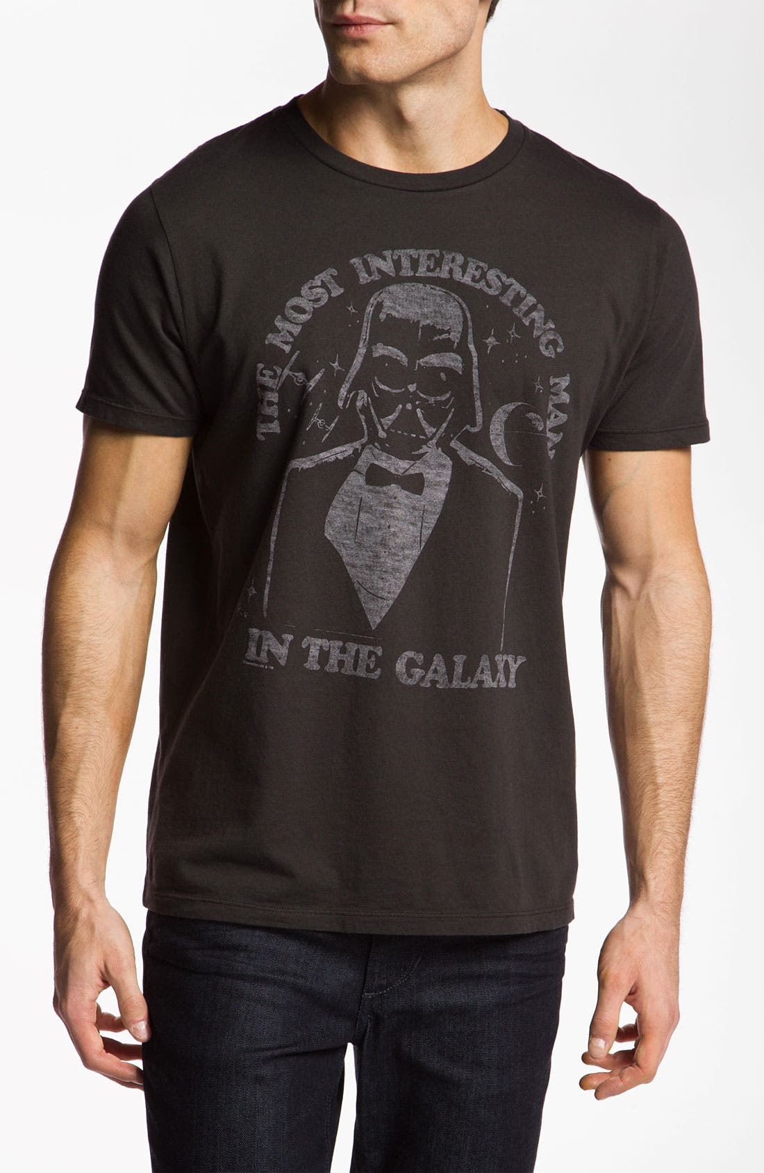 Alternate Image 1 Selected - Junk Food 'The Most Interesting Man in the Galaxy' T-Shirt