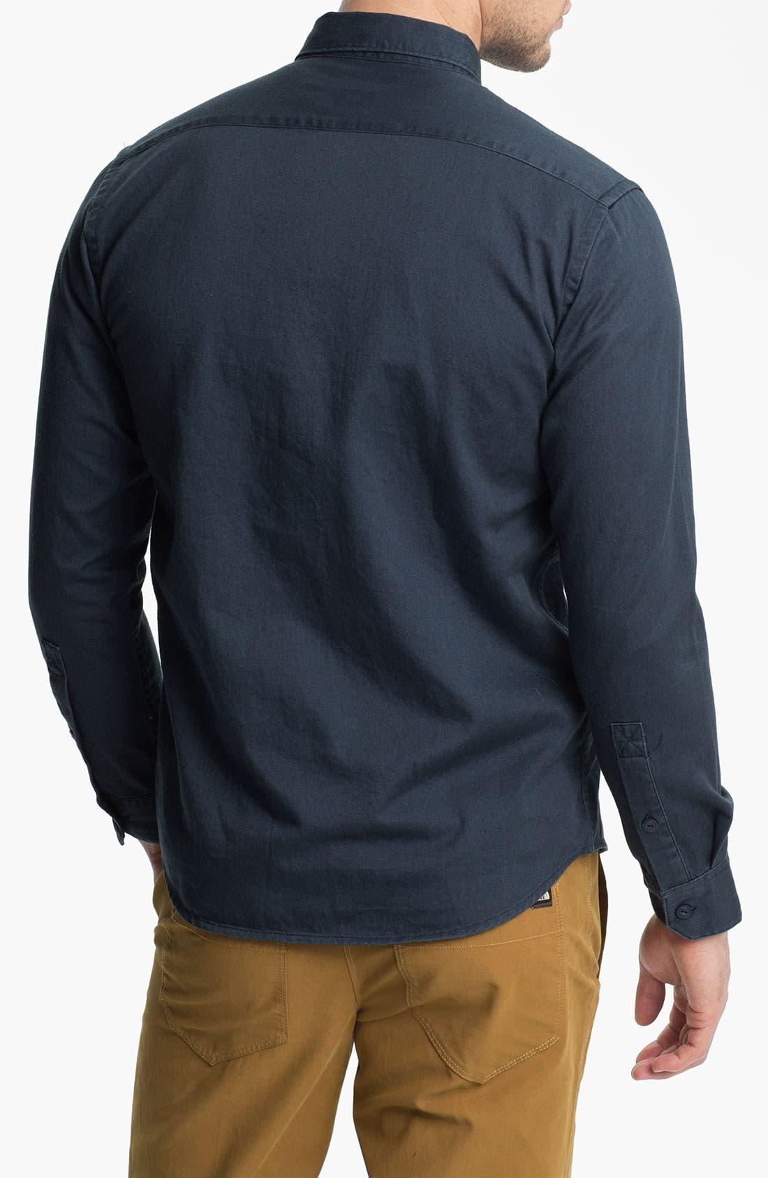 Alternate Image 2  - RVCA 'Wrenchman' Woven Shirt