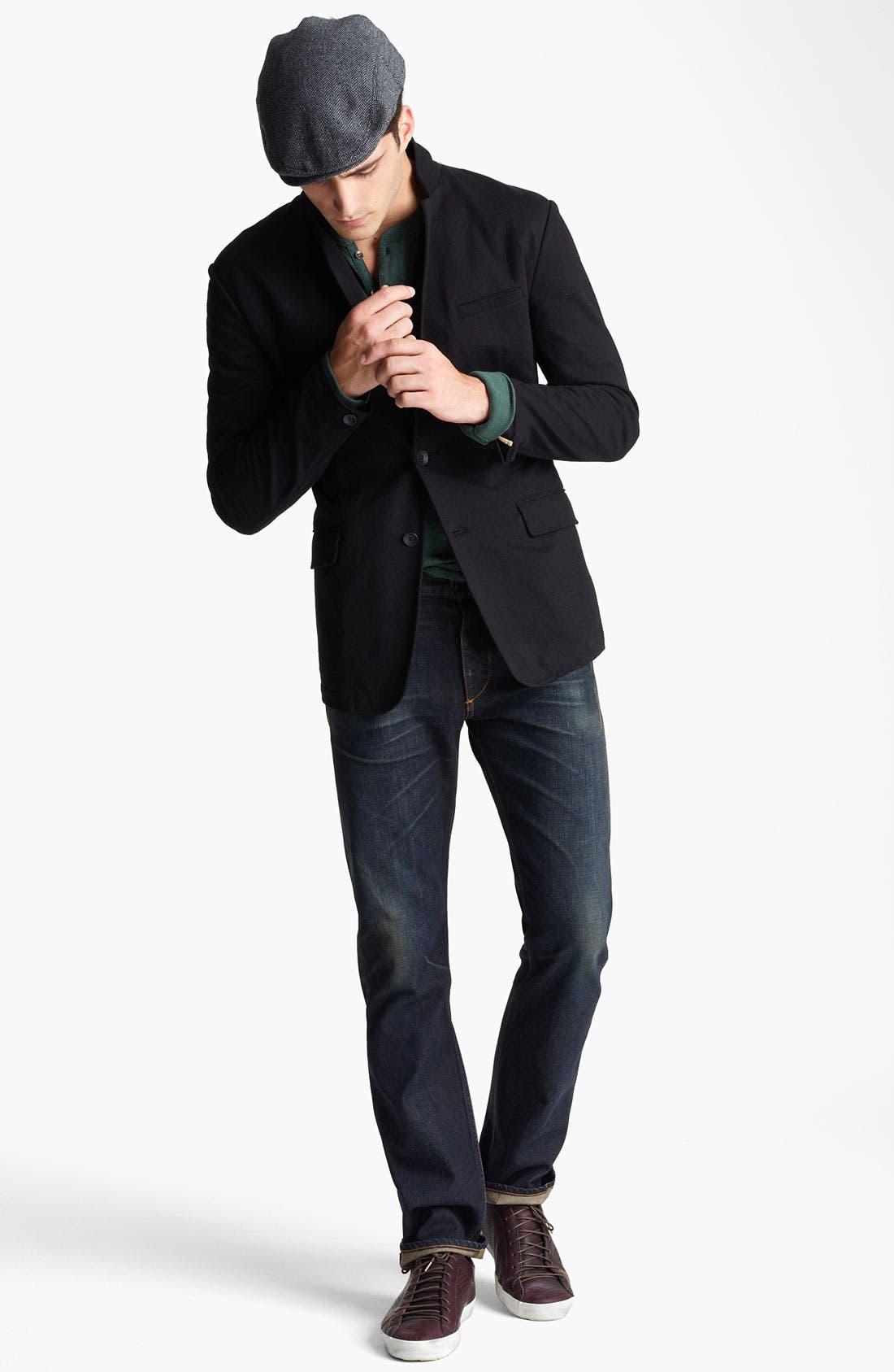 Alternate Image 4  - rag & bone 'Phillips' Cotton Blazer