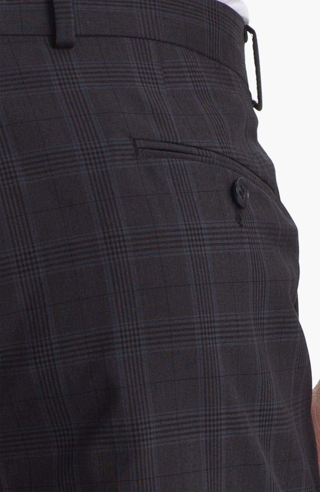 Alternate Image 3  - John Varvatos Star USA Red Label Slim Straight Leg Trousers