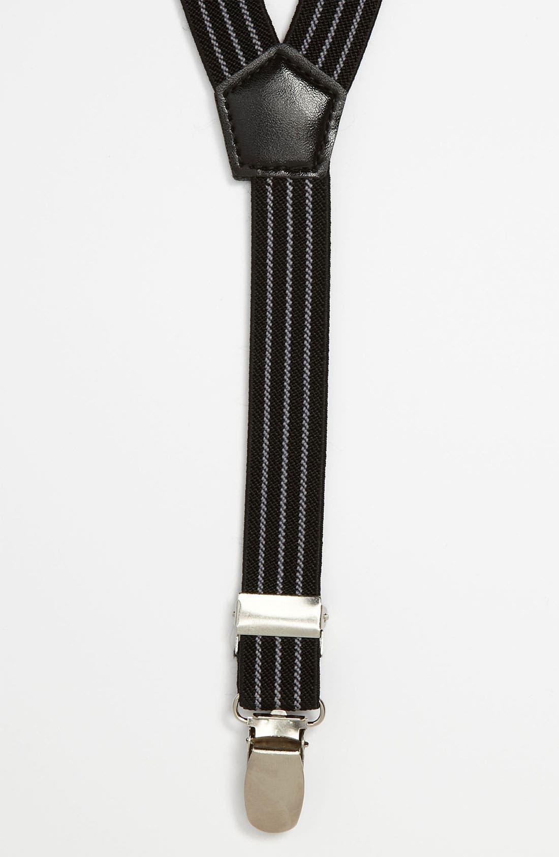Alternate Image 1 Selected - Sovereign Code 'Leo' Suspenders (Toddler)