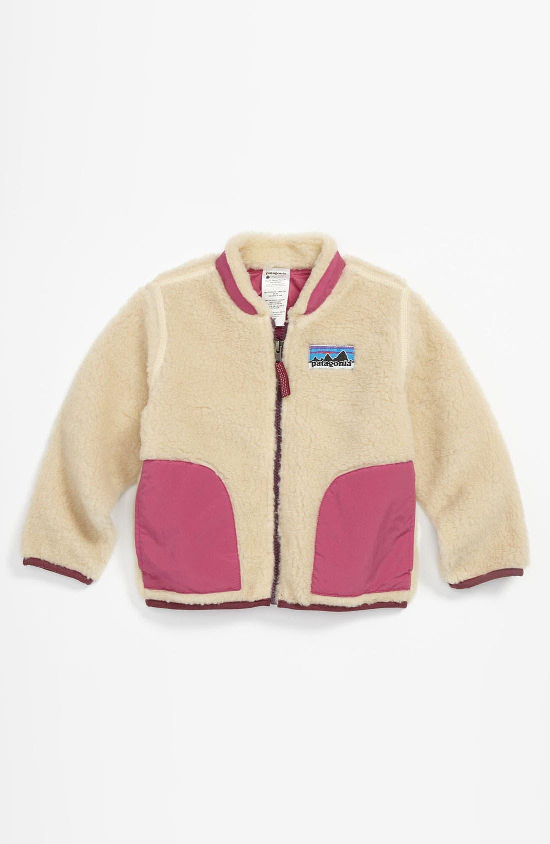 Alternate Image 1 Selected - Patagonia 'Retro-X' Jacket (Toddler)