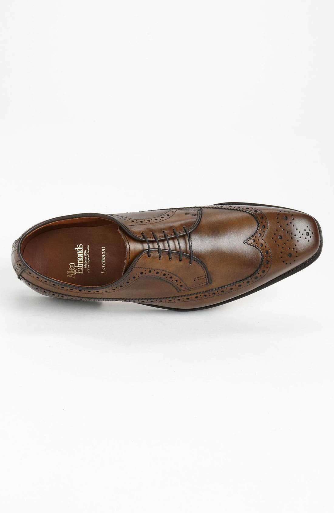 Alternate Image 3  - Allen Edmonds 'Larchmont' Longwing Derby (Online Only) (Men)