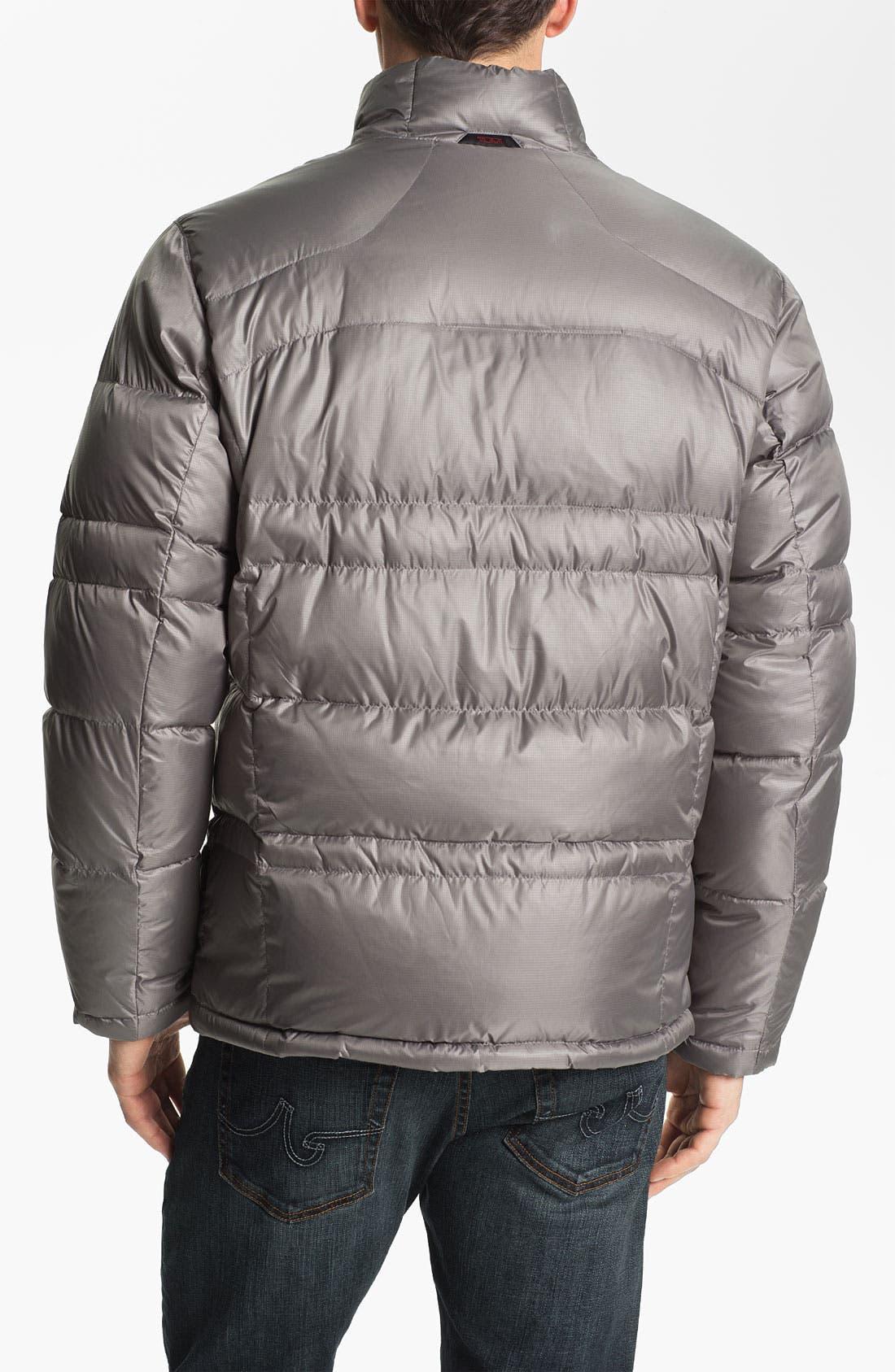 Alternate Image 2  - Tumi 'Pack-a-Way' Down Jacket
