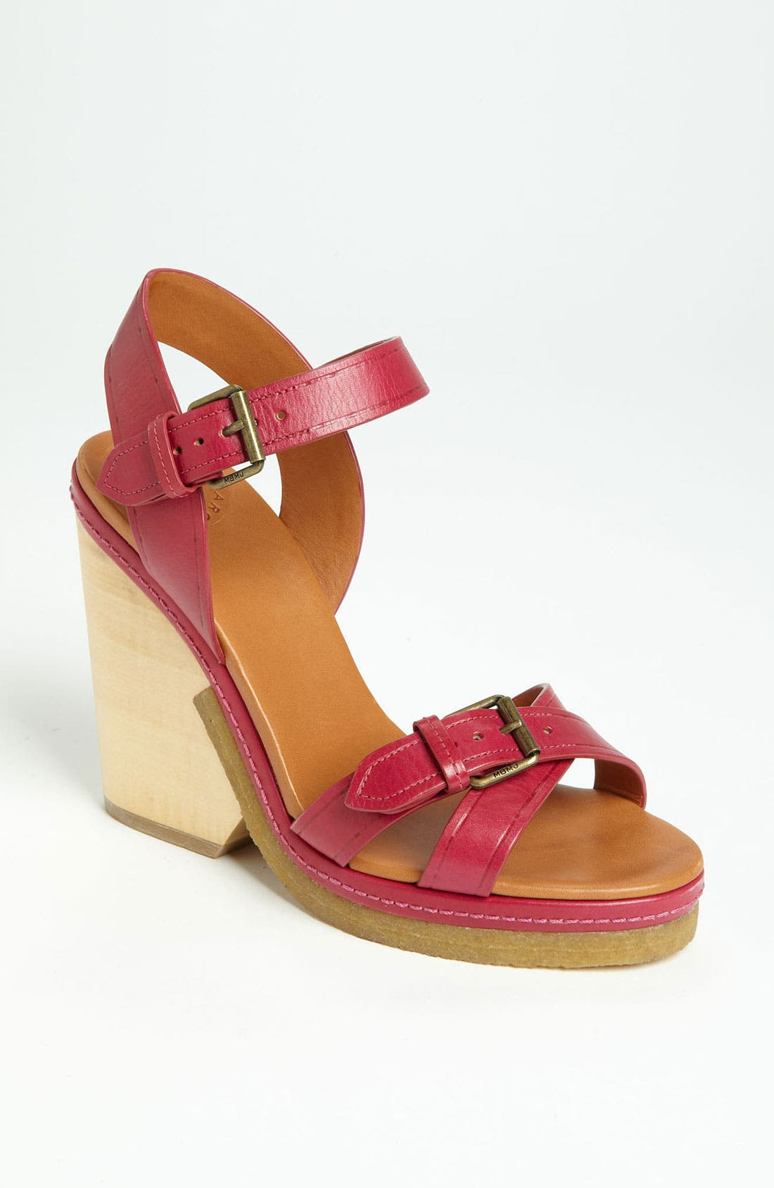 Main Image - MARC BY MARC JACOBS 'Buckle Up' Sandal (Exclusive Color)