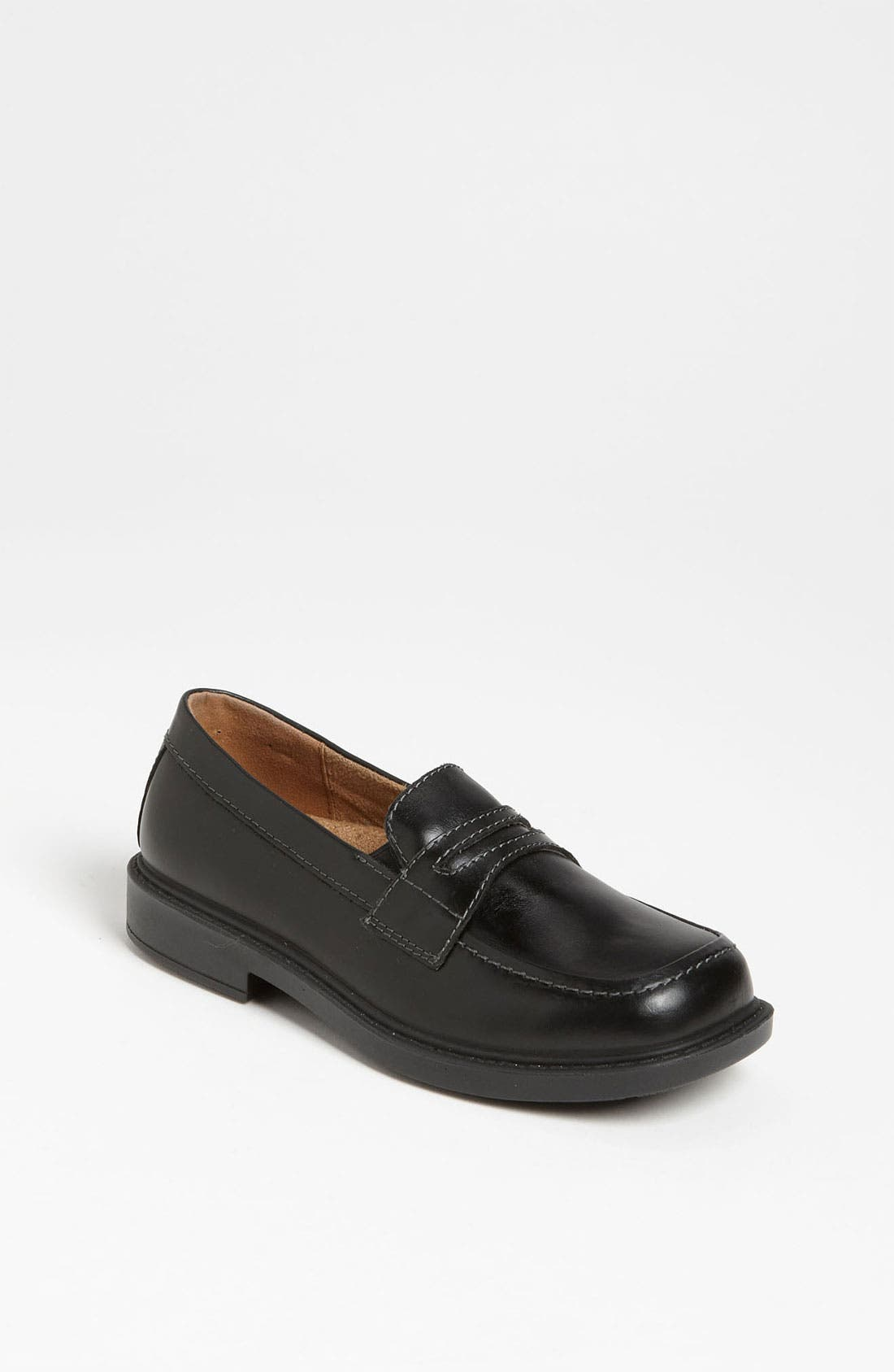 Alternate Image 1 Selected - Hush Puppies® 'Macalaster' Loafer (Toddler, Little Kid & Big Kid)