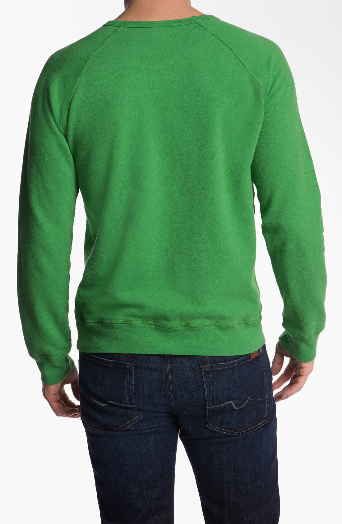 Alternate Image 2  - Junk Food 'Boston Celtics' Sweatshirt