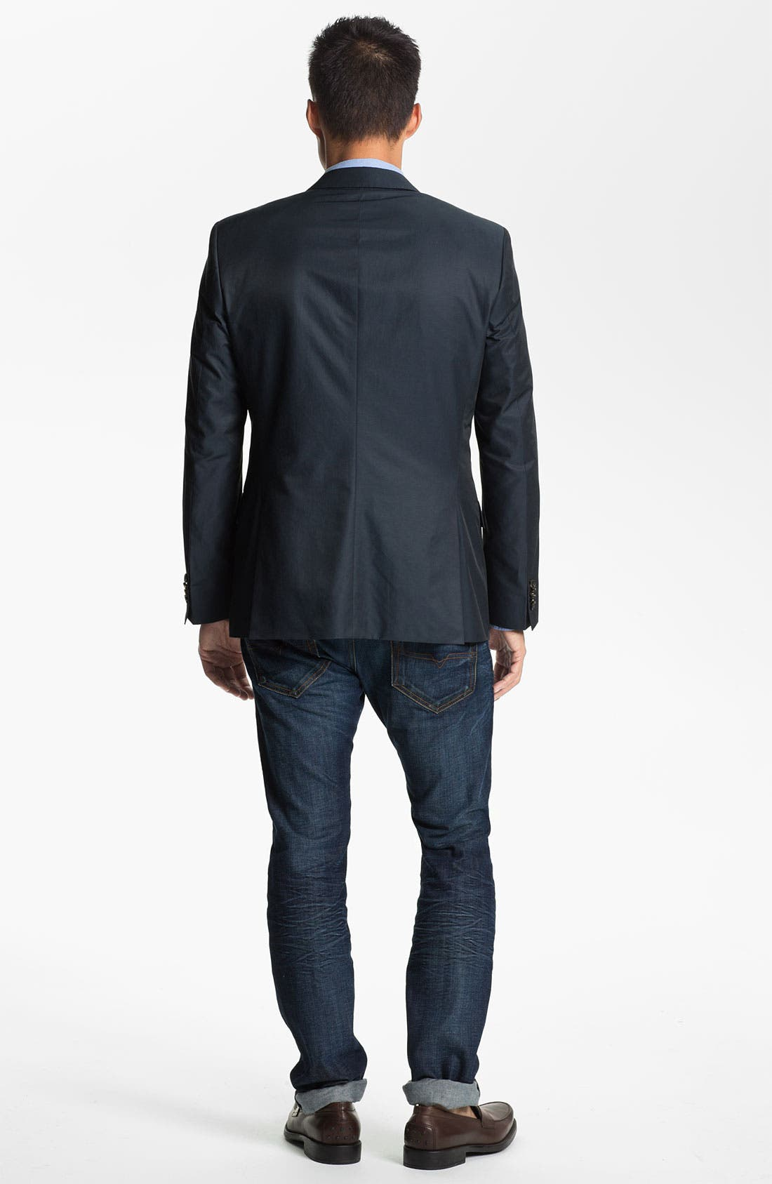 Alternate Image 5  - BOSS HUGO BOSS 'Hold' Trim Fit Blazer