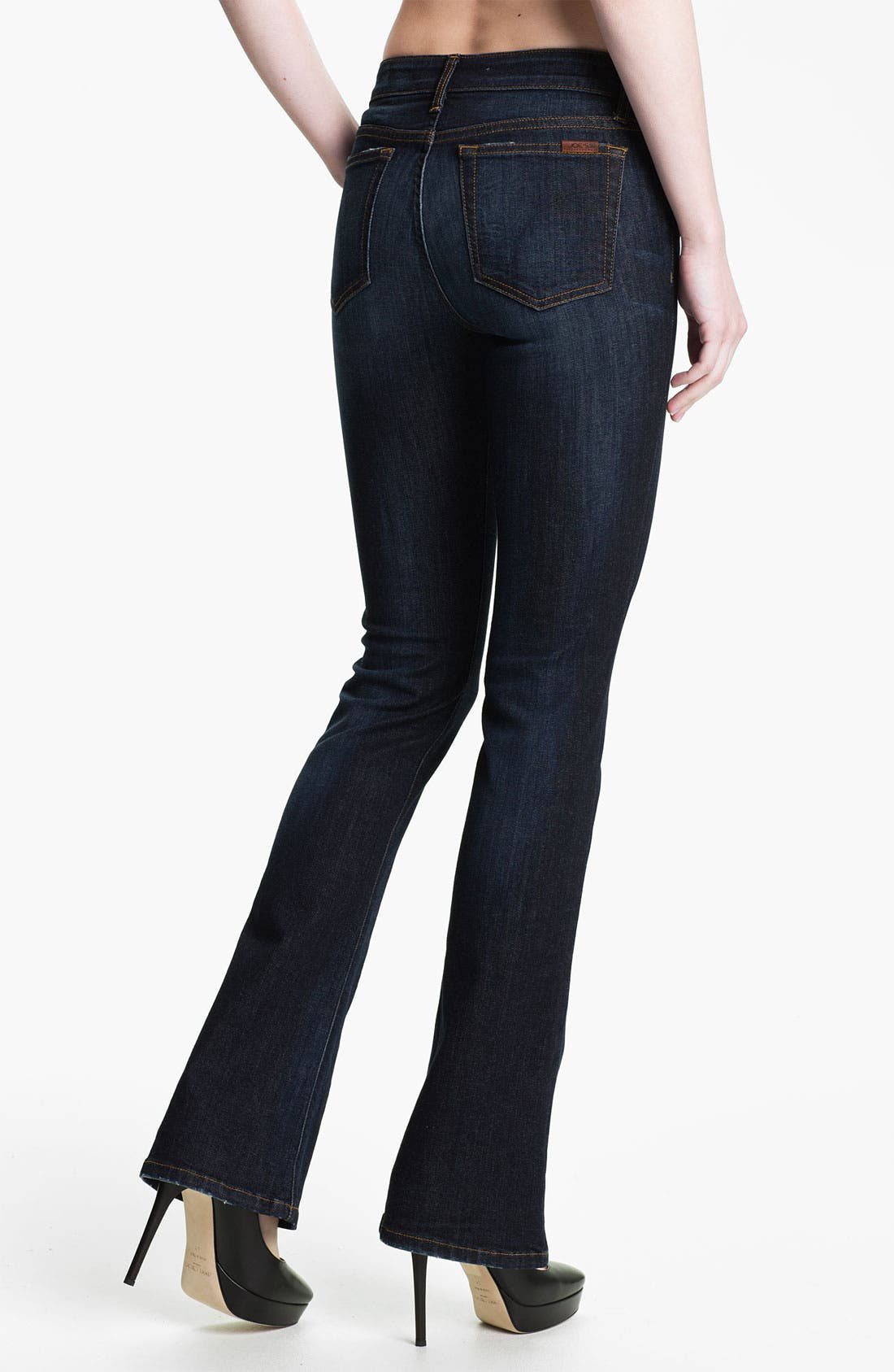 Alternate Image 2  - Joe's Bootcut Stretch Denim Jeans (Bridgette)