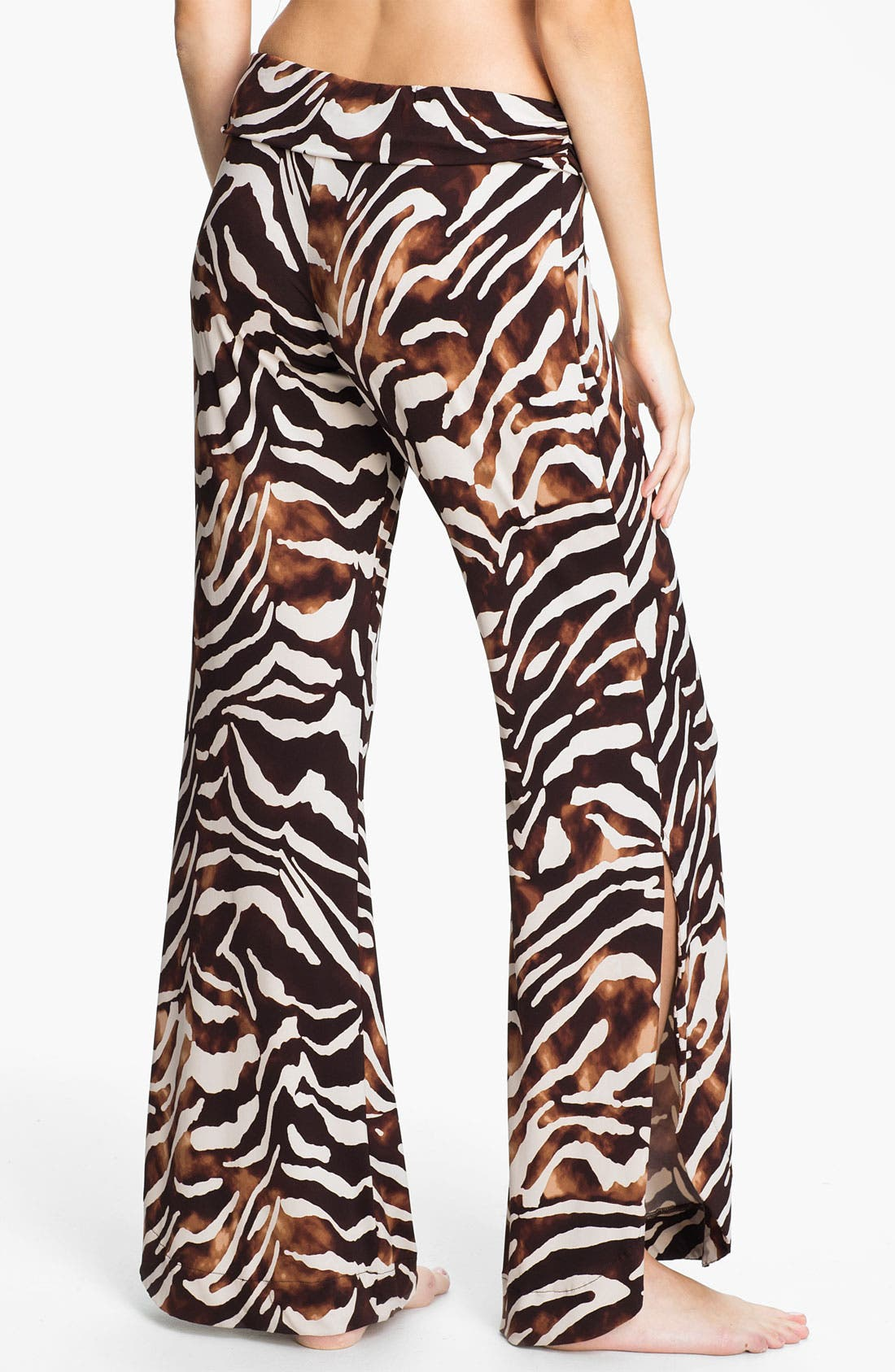 Alternate Image 2  - La Blanca 'Coast Flare' Cover-Up Pants