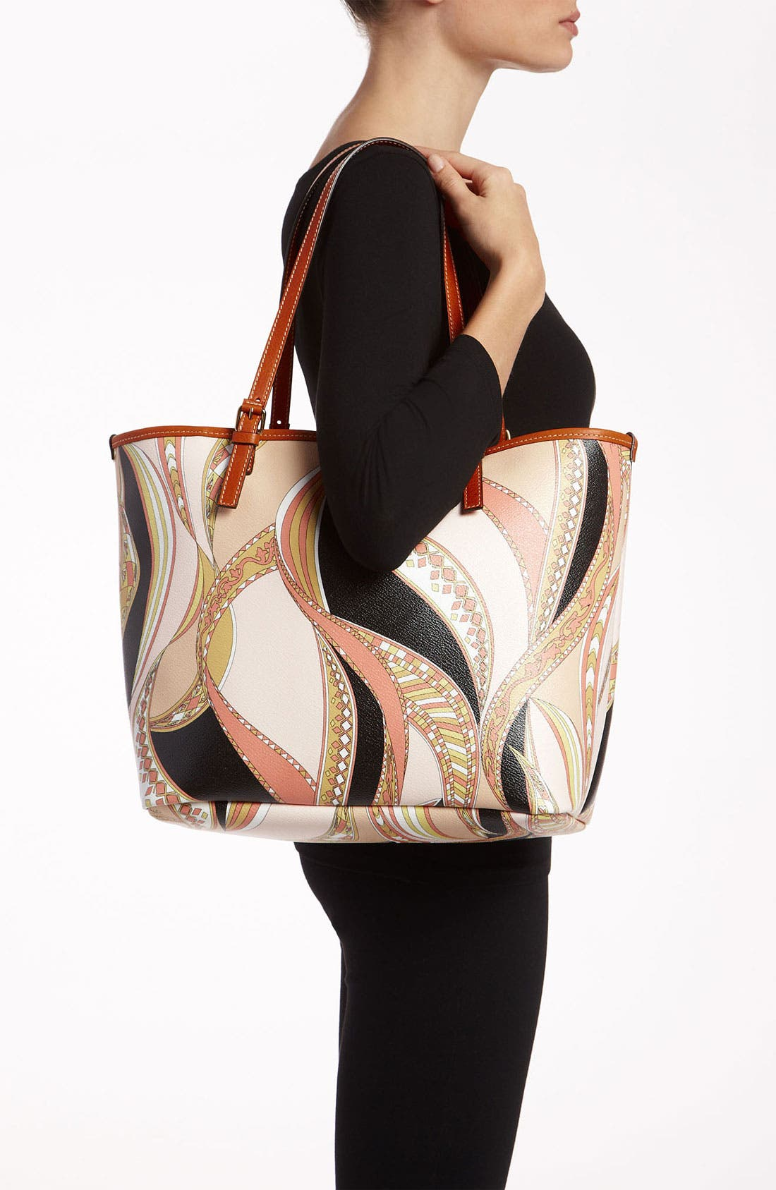 Alternate Image 2  - Emilio Pucci 'Medium' Shopper