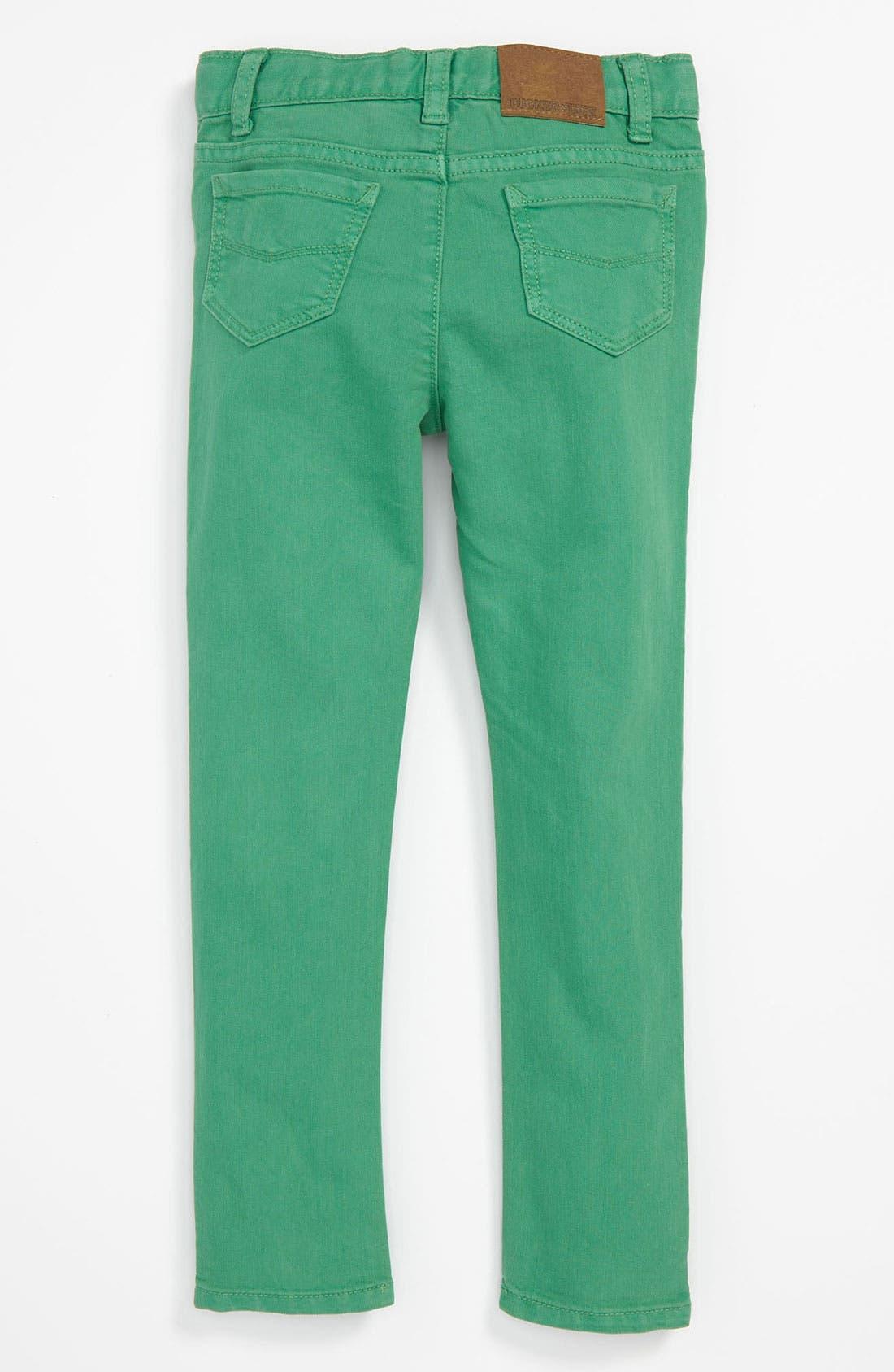 Alternate Image 1 Selected - Tucker + Tate Skinny Leg Jeans (Little Girls)