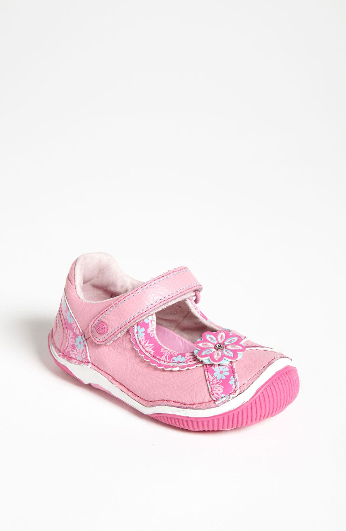Alternate Image 1 Selected - Stride Rite 'Gracie' Mary Jane (Baby, Walker & Toddler)