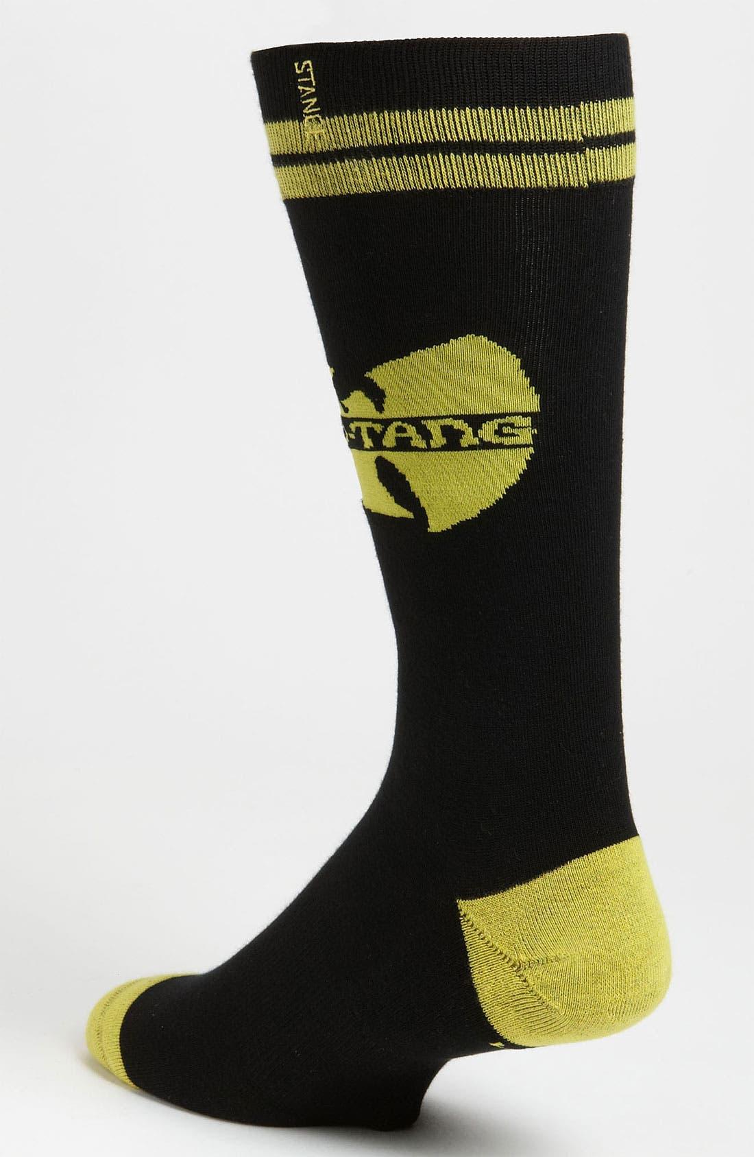 Alternate Image 2  - Stance 'Wu Tang' Socks