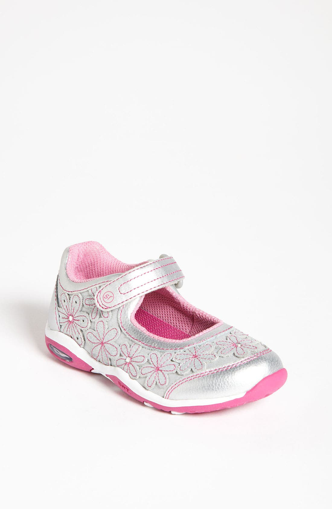 Alternate Image 1 Selected - Stride Rite 'Darla' Mary Jane (Toddler & Little Kid)