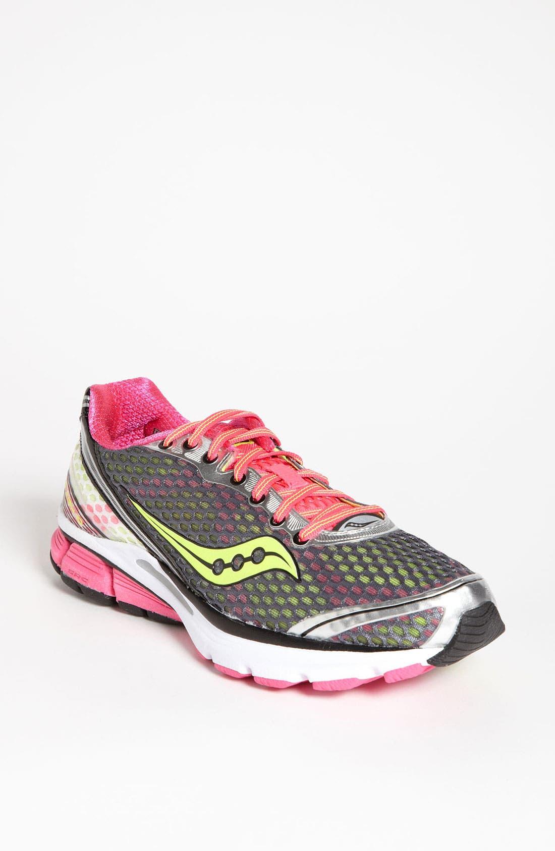 Alternate Image 1 Selected - Saucony 'PowerGrid Triumph 10' Running Shoe (Women)