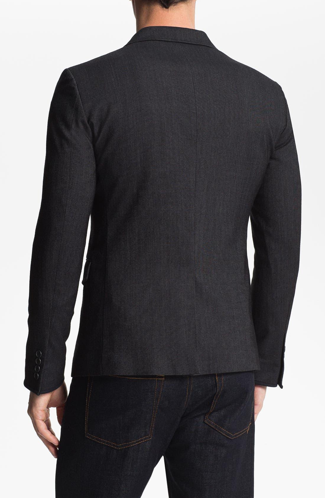 Alternate Image 2  - John Varvatos Star USA Blazer Style Jacket