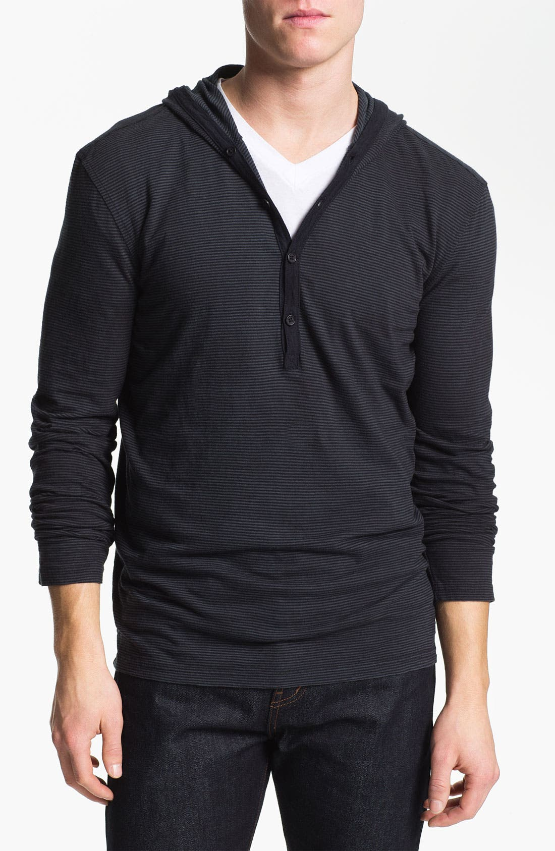 Alternate Image 1 Selected - John Varvatos Star USA Pullover Hoodie