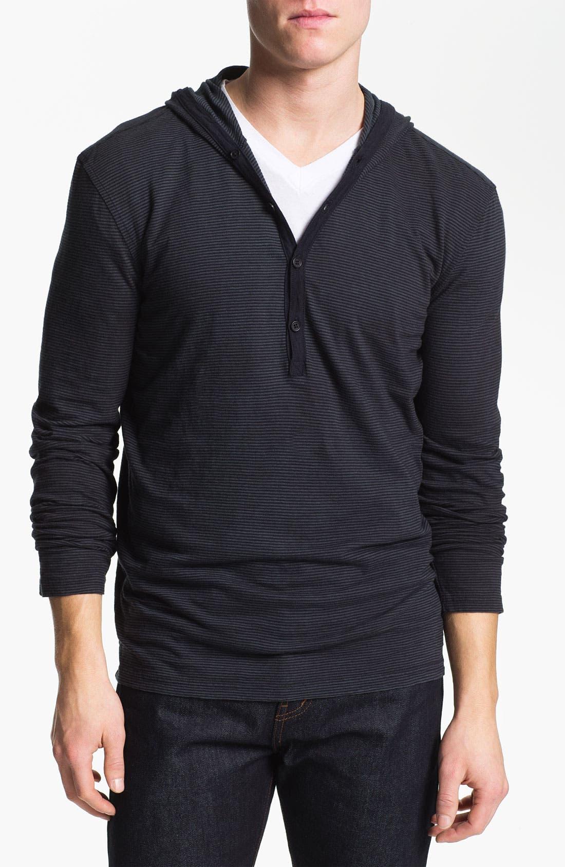 Main Image - John Varvatos Star USA Pullover Hoodie