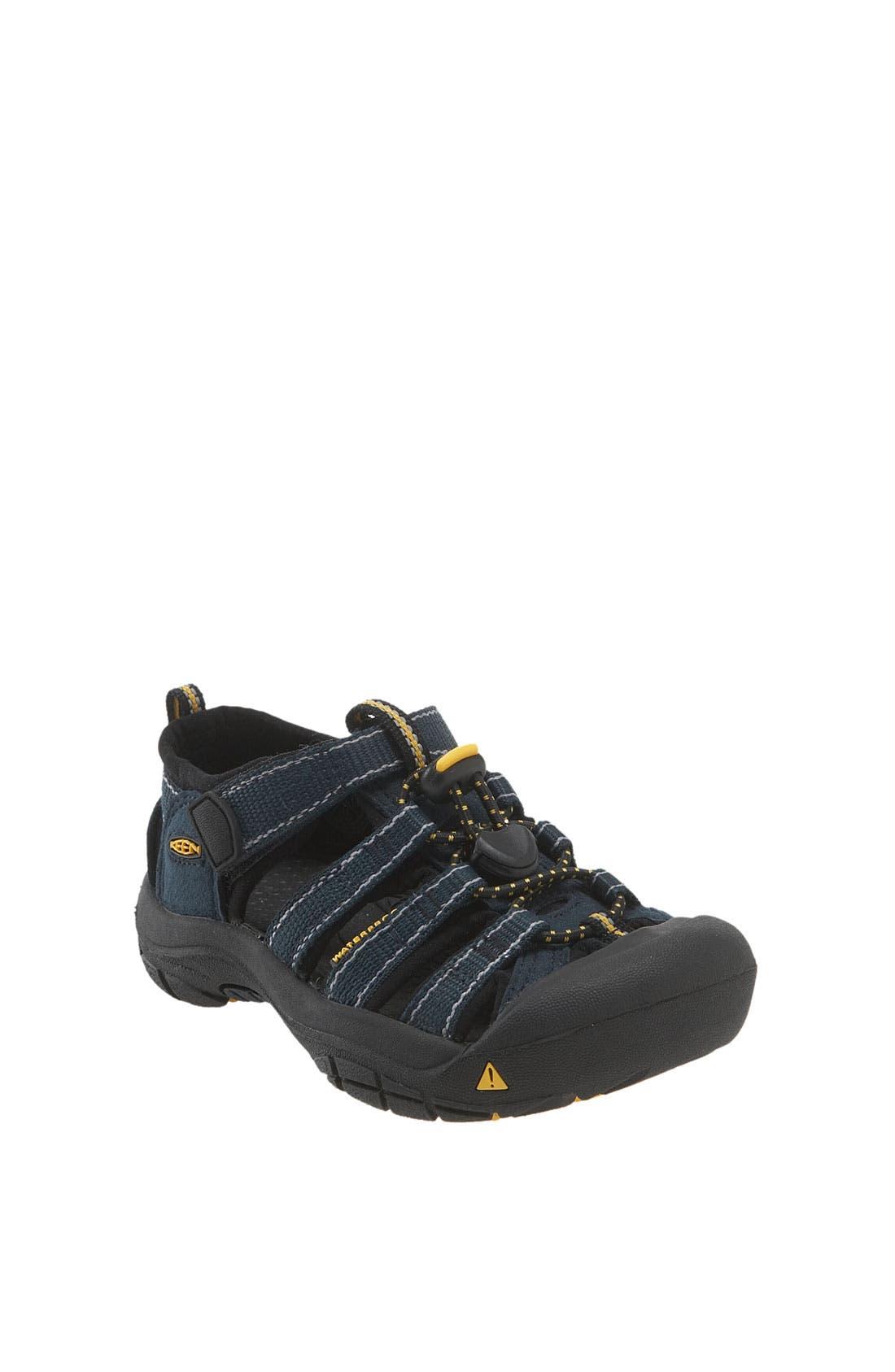 Alternate Image 1 Selected - Keen 'Newport H2' Waterproof Sandal (Toddler, Little Kid & Big Kid)