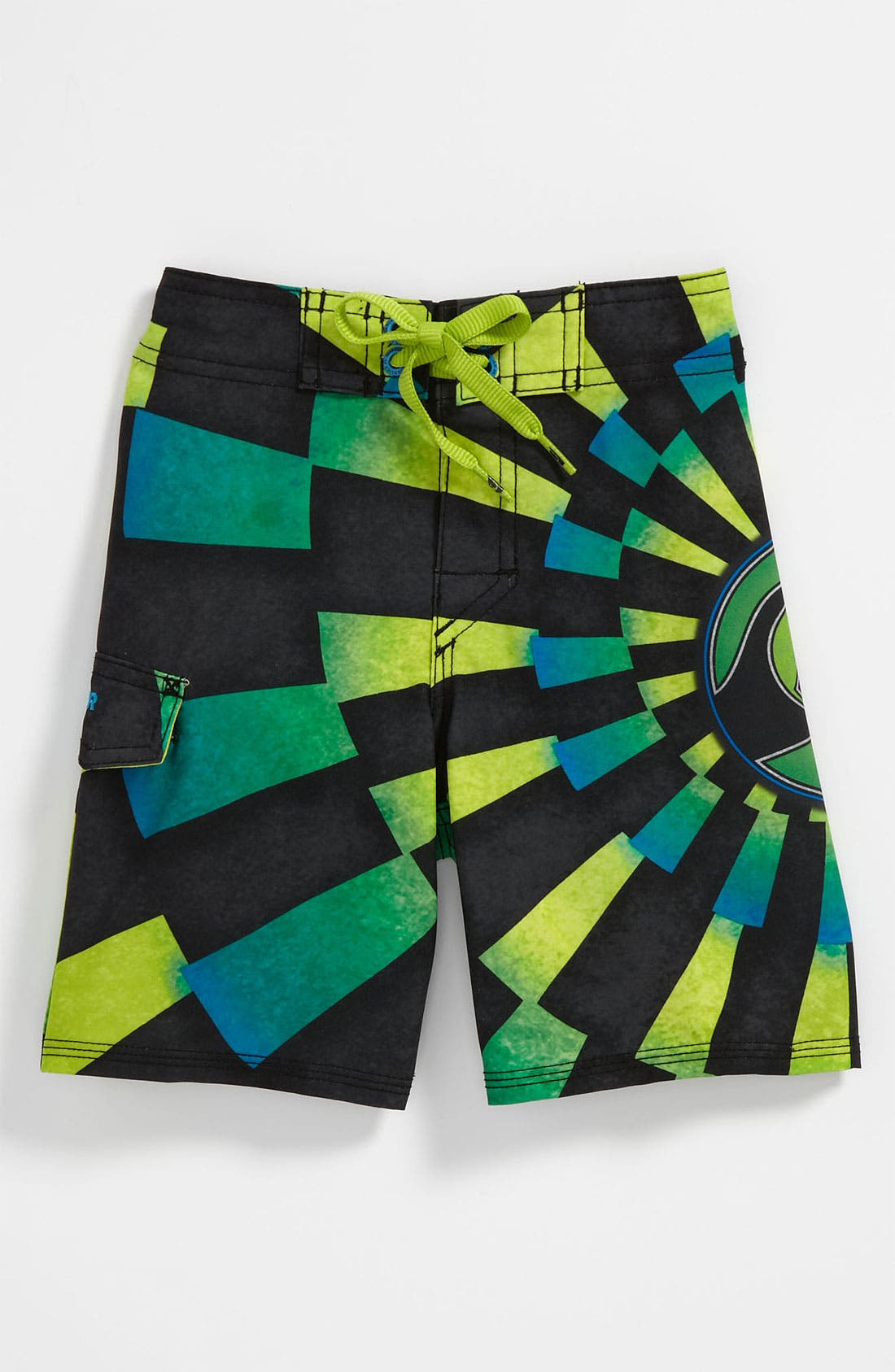 Alternate Image 1 Selected - Quiksilver 'What Not' Board Shorts (Toddler)