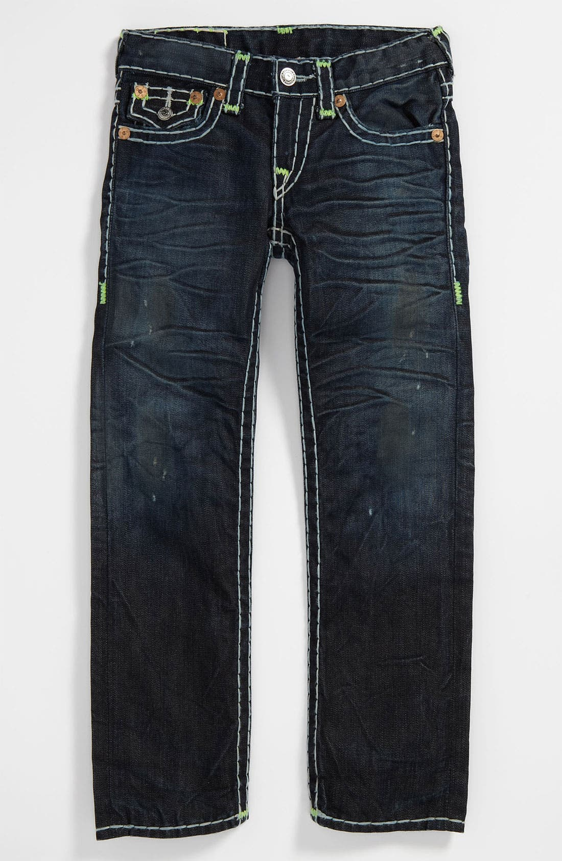 Alternate Image 2  - True Religion Brand Jeans 'Jack Super T' (Little Boys)