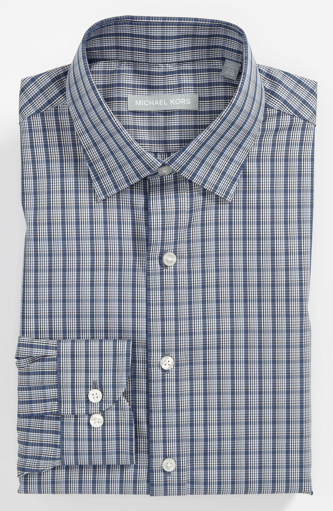 Alternate Image 1 Selected - Michael Kors Regular Fit Dress Shirt