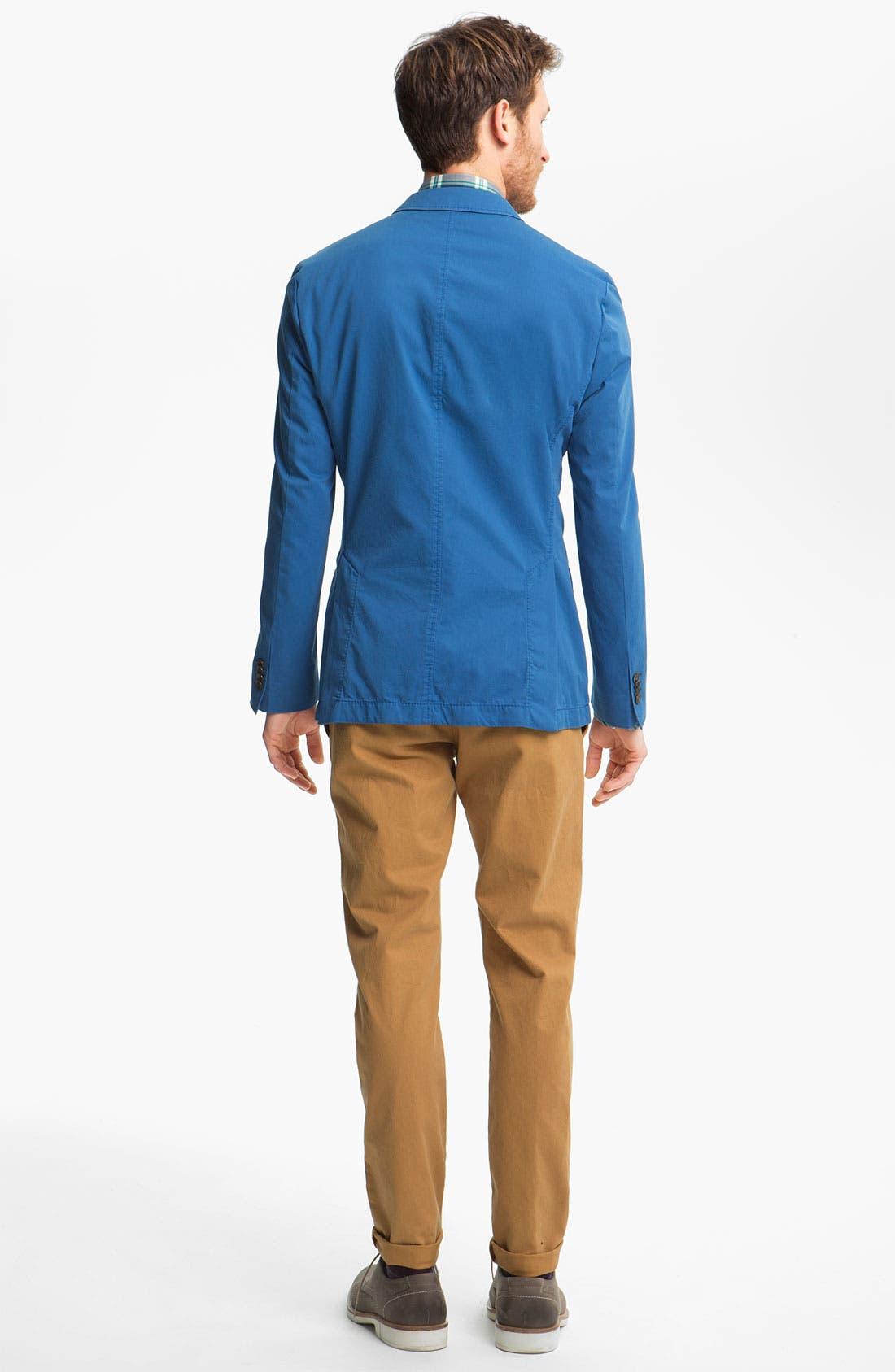Alternate Image 5  - Zachary Prell 'Deardeuff' Sport Shirt