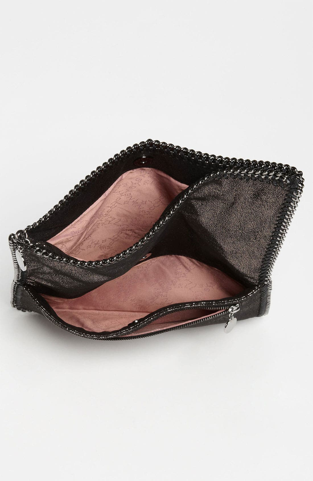 Alternate Image 3  - Stella McCartney 'Falabella' Metallic Clutch