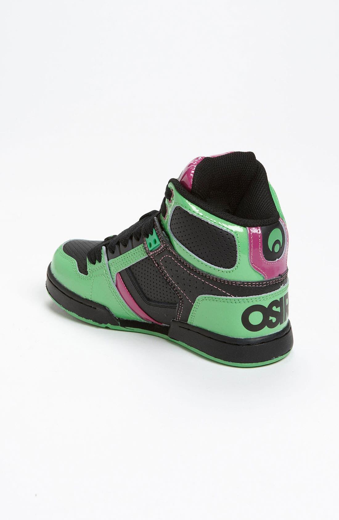 Alternate Image 2  - Osiris 'NYC 83' Skate Shoe (Big Kid)