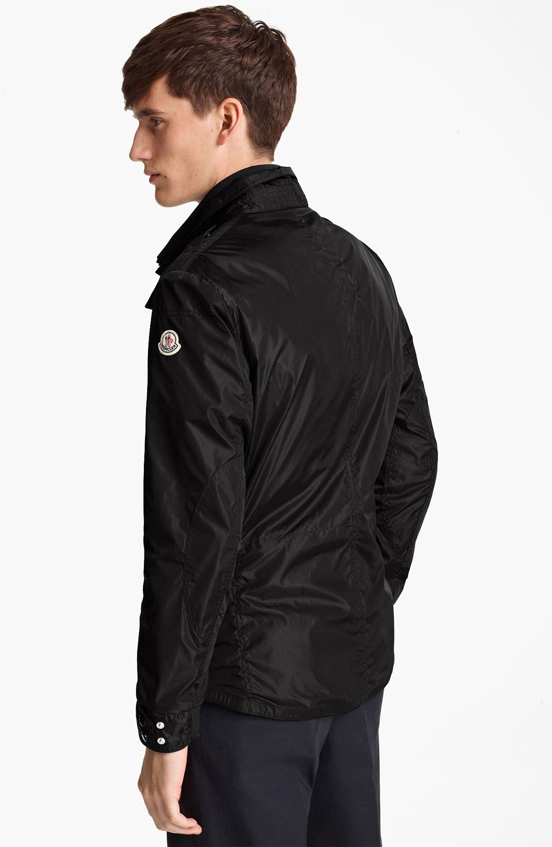 Alternate Image 2  - Moncler Military Jacket