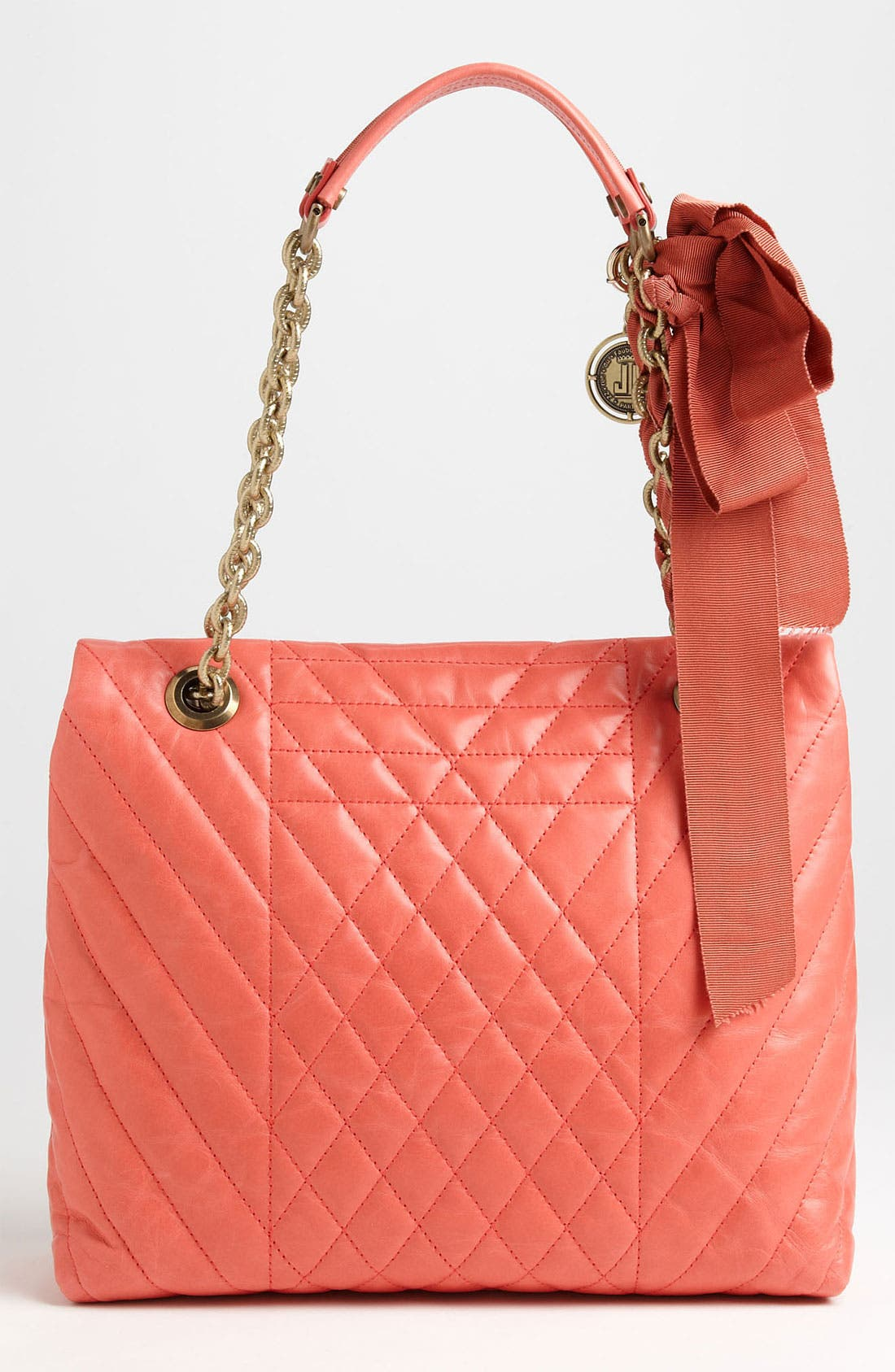 Alternate Image 4  - Lanvin 'Happy' Quilted Leather Shoulder Bag