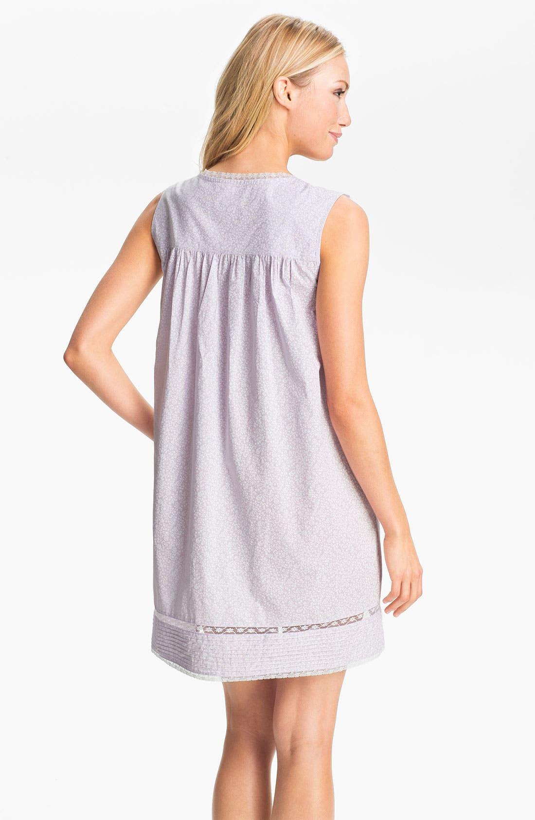 Alternate Image 2  - Eileen West 'Stargazers Delight' Short Nightgown