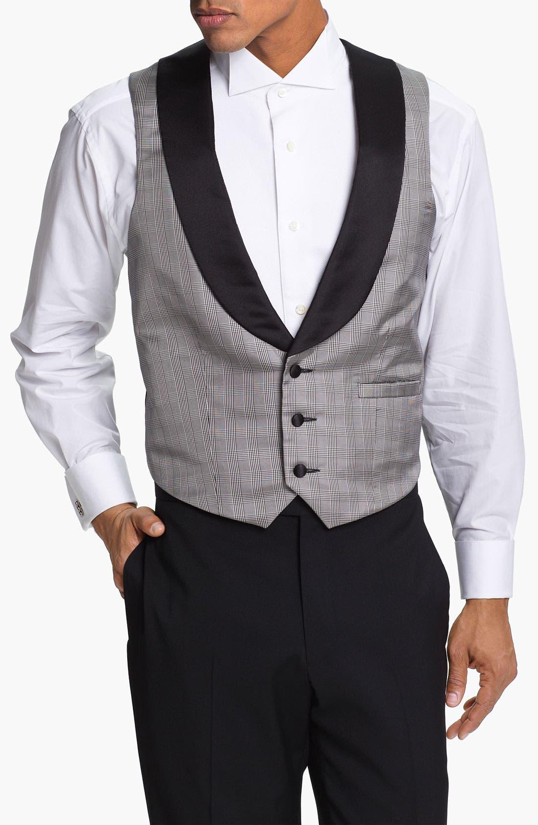 Main Image - Carrot & Gibbs Silk Vest