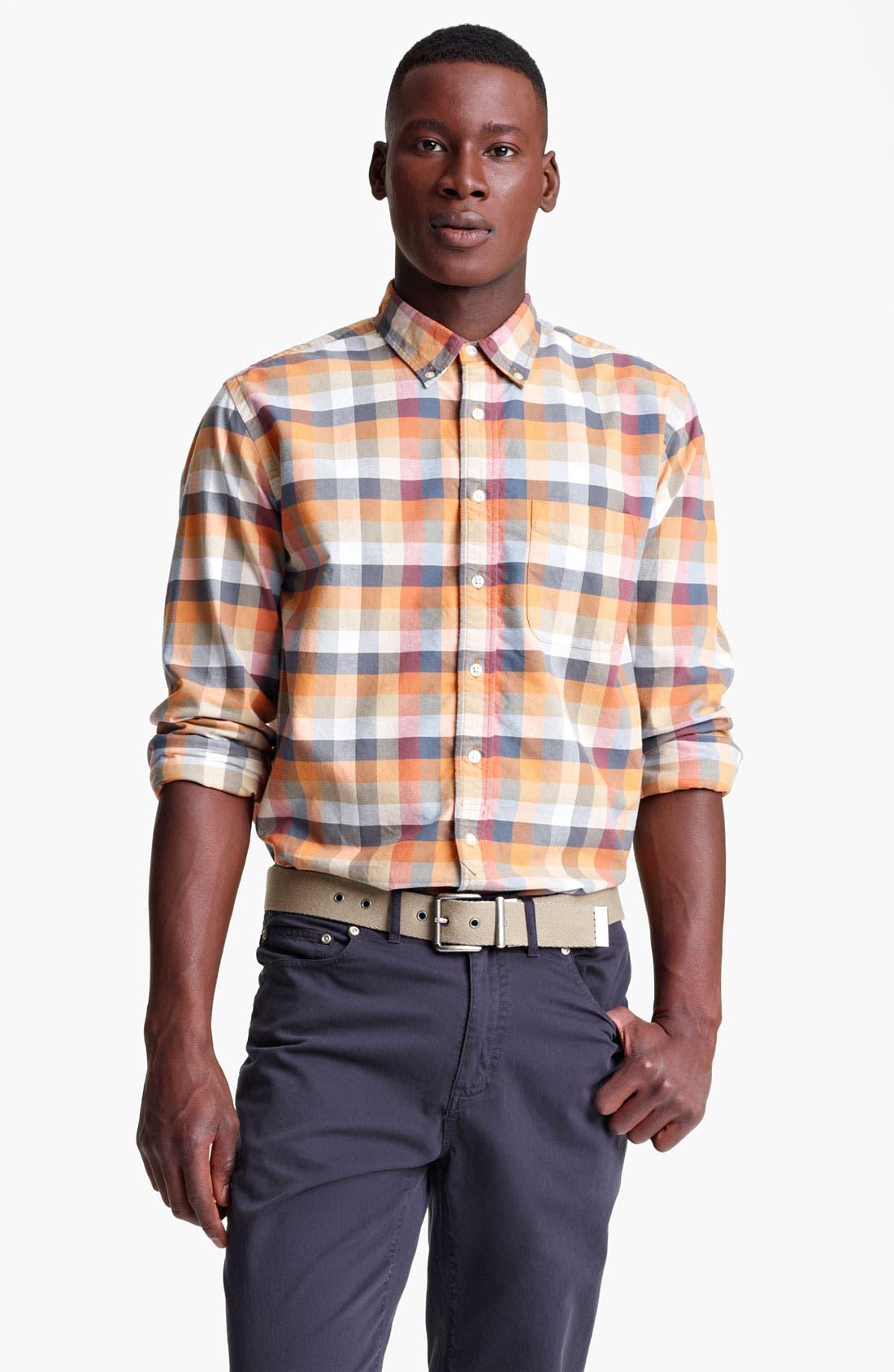 Main Image - Grayers Trim Fit Sport Shirt