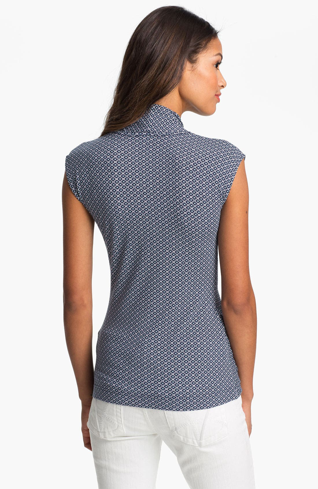 Alternate Image 2  - Vince Camuto 'Medallion' Wrap Front Top